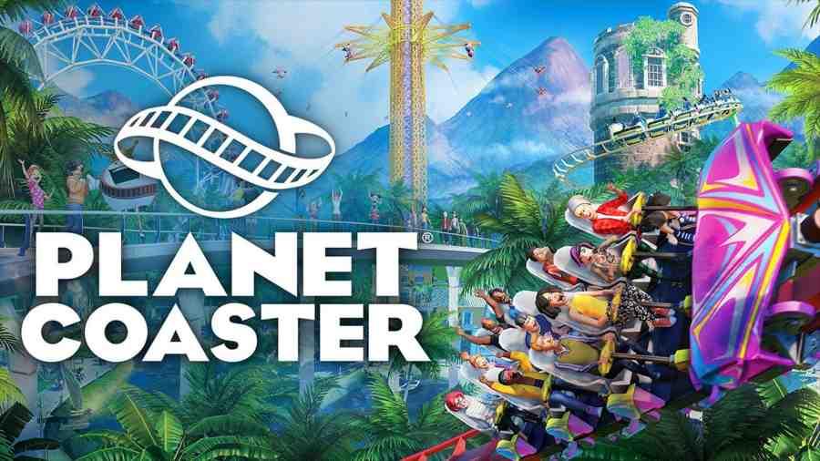 game simulator pc terbaik - planet coaster