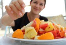 rujak buah, resep rujak buah, resep bumbu rujak buah, resep sambal rujak buah, cara membuat rujak buah