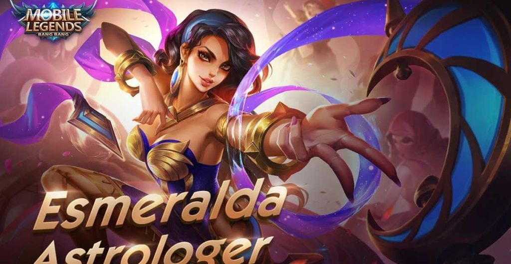 hero terkuat di mobile legends - esmeralda