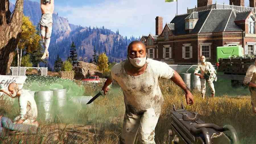 game fps pc terbaik - Far Cry 5