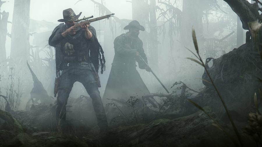 game fps pc terbaik - hunt showdown