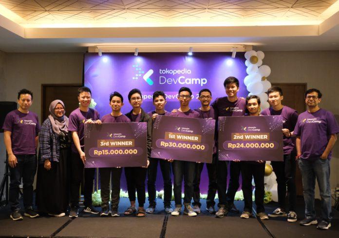Gelar Kompetisi DevCamp 2019, Tokopedia Bantu Tingkatkan Kualitas SDM IT Indonesia