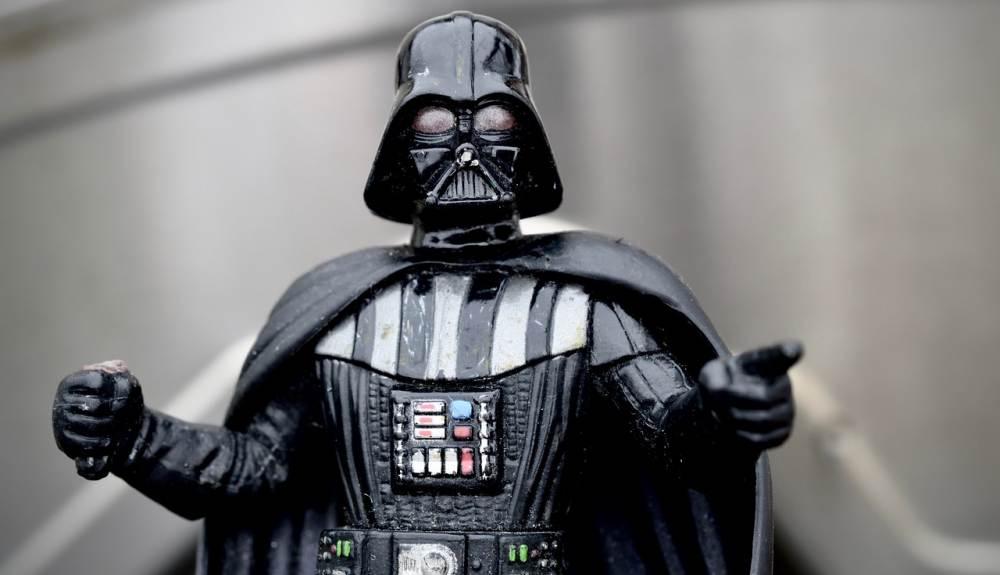 karakter star wars -darth vader