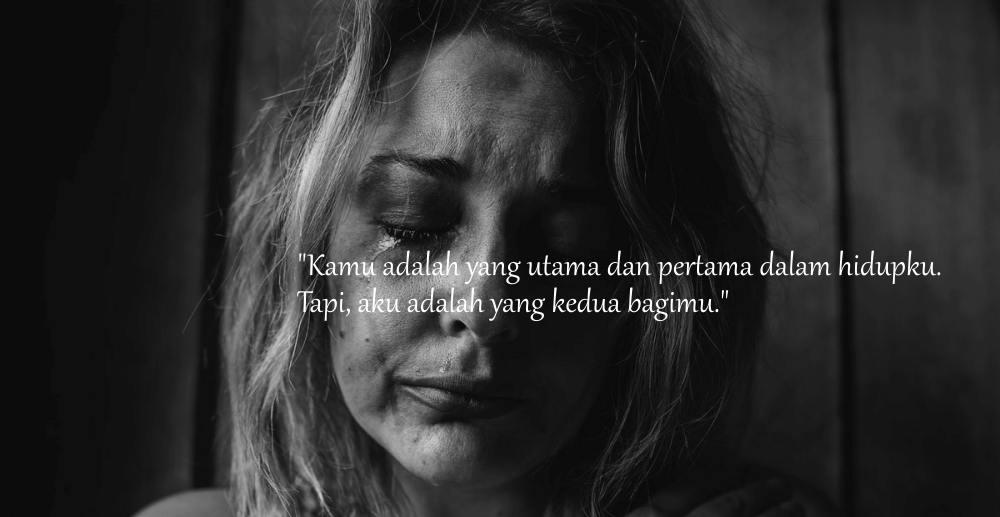 Kata Kata Galau Sakit Hati Yang Wakili Perasaan Terluka
