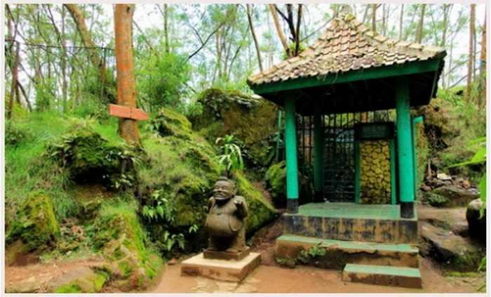 Destinasi tempat wisata di Dieng