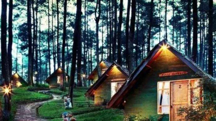 Destinasi tempat wisata di Lembang