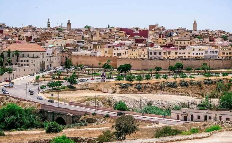 tempat menarik di maroko
