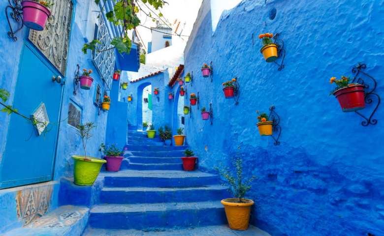 tempat wisata di maroko