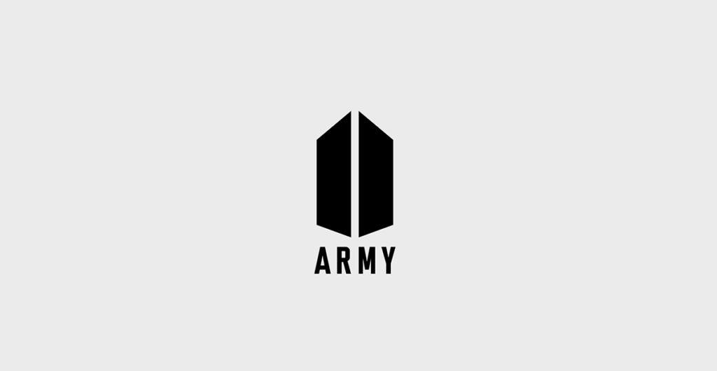 logo army bts