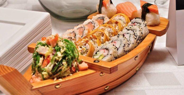 perbedaan kimbab dan sushi, bedanya kimbab dan sushi