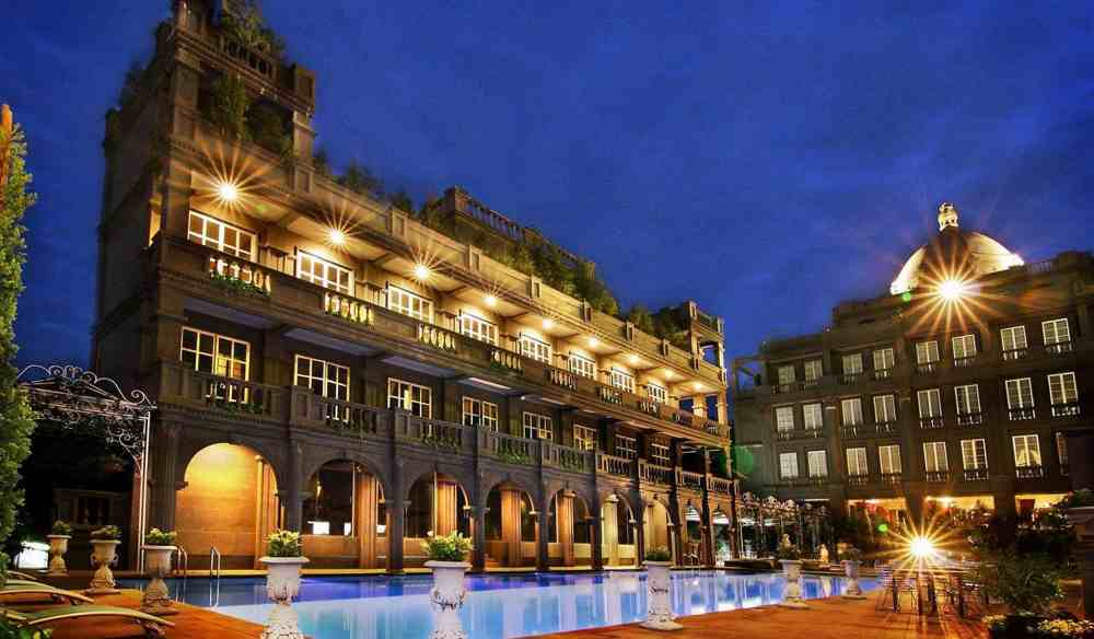 staycation bandung- gh universal hotel