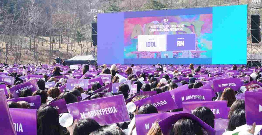 army bts di korea selatan
