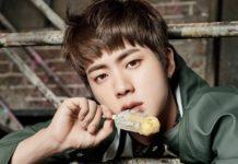 jin bts profil
