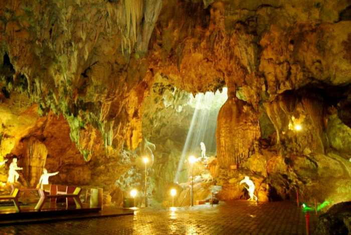 Destinasi tempat wisata di Kebumen