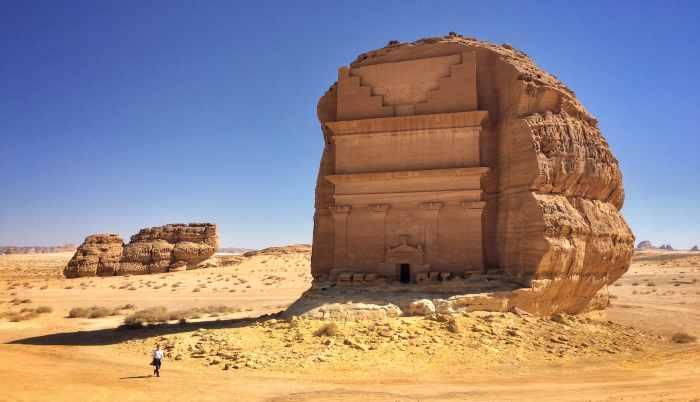 Destinasi tempat wisata di Madinah
