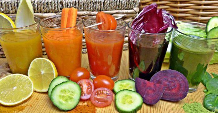 minuman sehat, segar dan manfaatnya