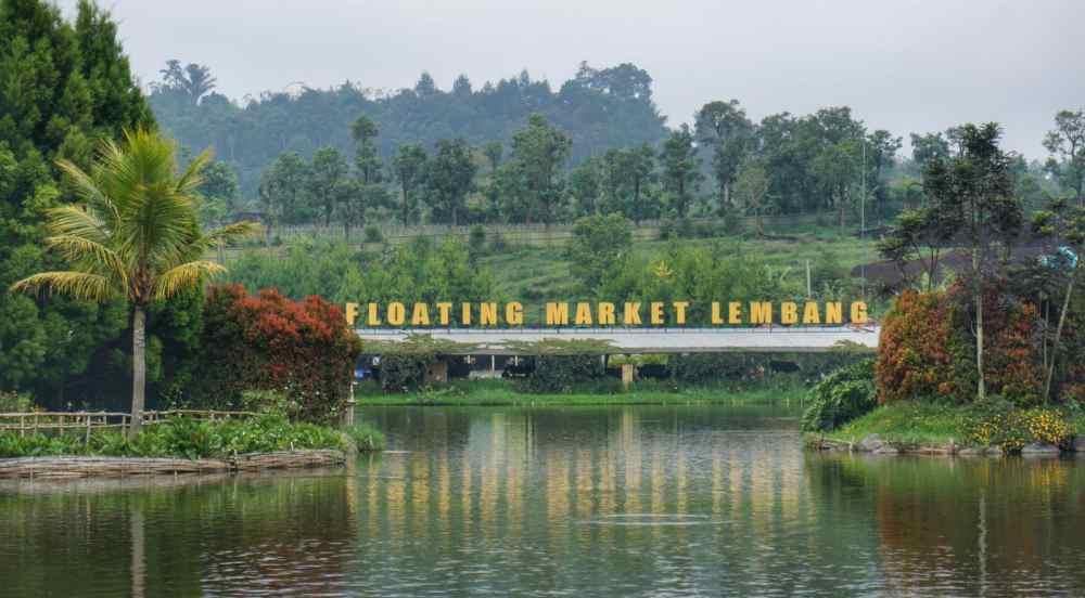 30 Tempat Wisata Di Bandung Terbaik Untuk Keluarga Anak Muda
