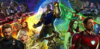 urutan film marvel avengers