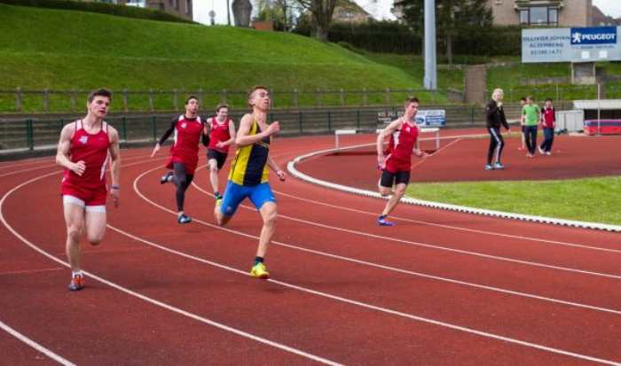Cabang Olahraga Atletik