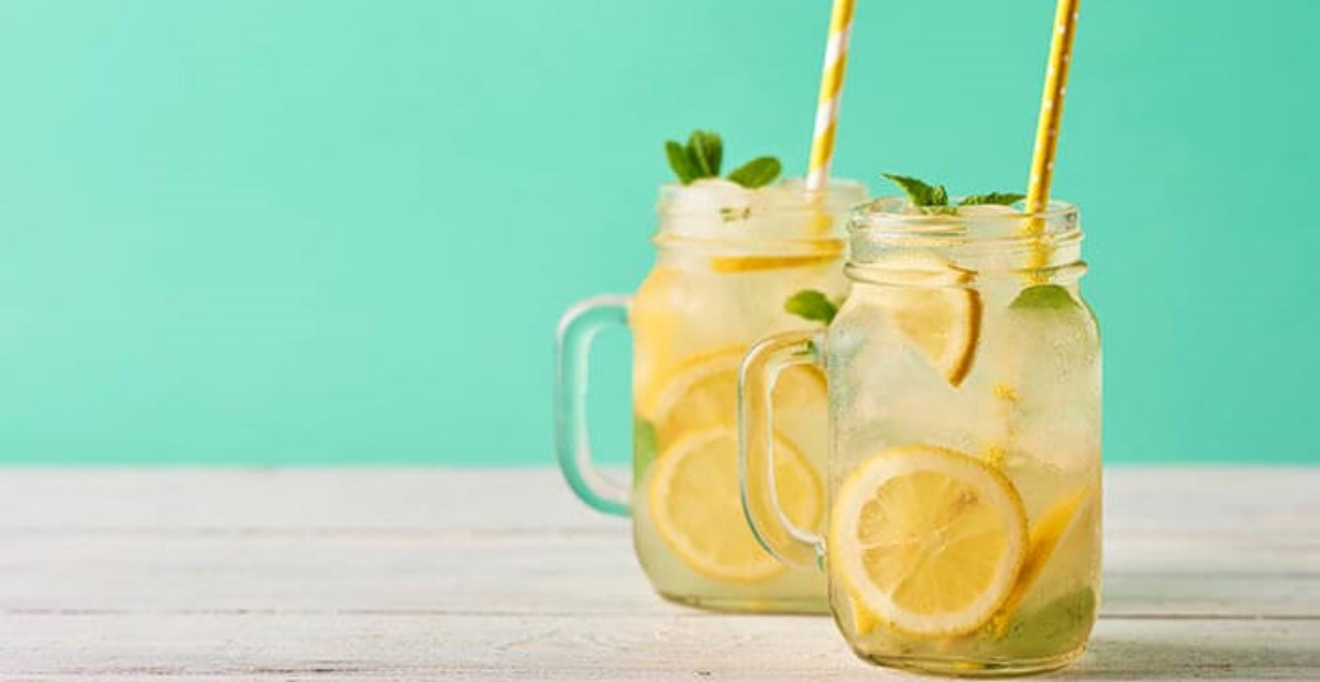 10 Manfaat Infused Water Lemon Untuk Diet Dan Kesehatan