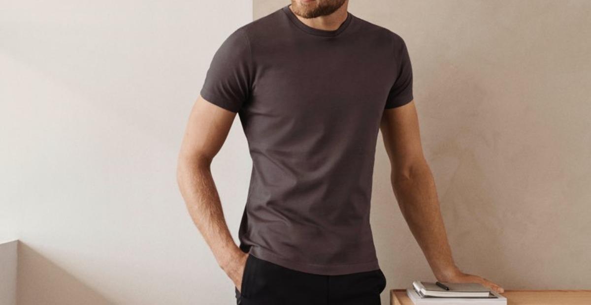 10 Merk Kaos Polos Berkualitas Terbaik Dan Terkenal