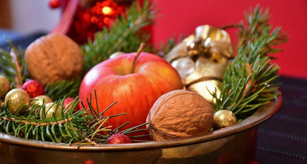 dekorasi natal 2019