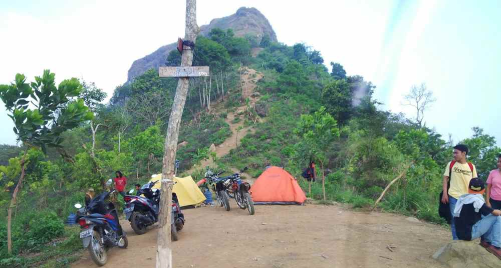 Wisata gunung