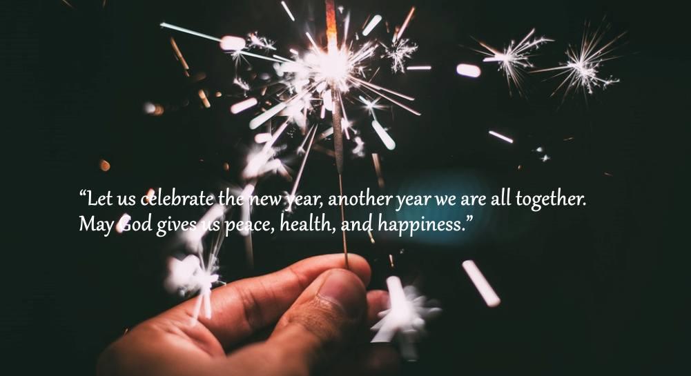 Kumpulan Ucapan Selamat Tahun Baru 2020 Bahasa Inggris