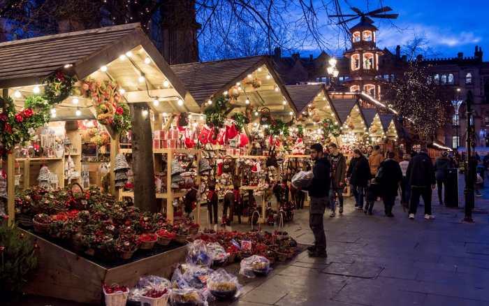 Destinasi Liburan Natal Terbaik