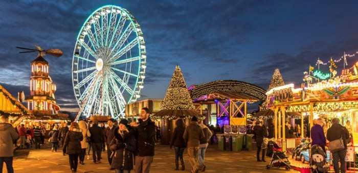 Pasar Natal Terbaik di Dunia
