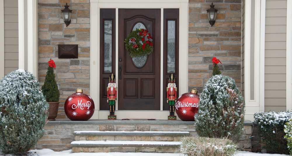 dekorasi natal terbaru