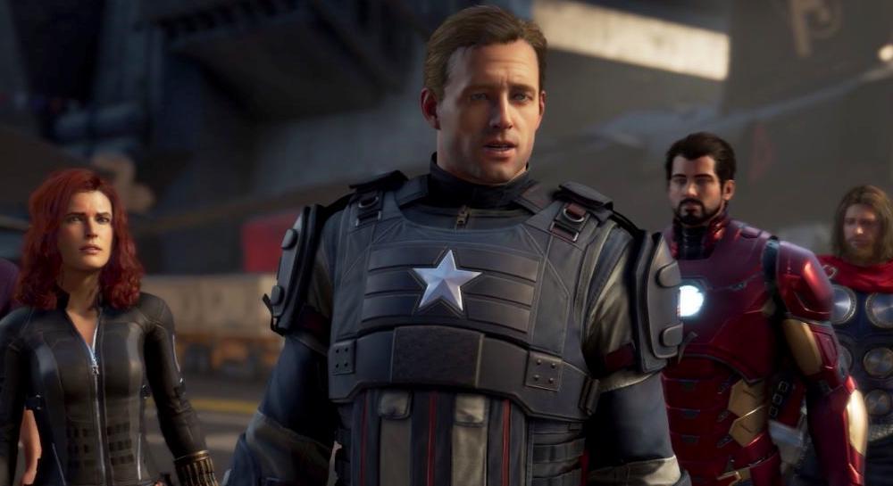 game pc terbaru Marvel's Avengers