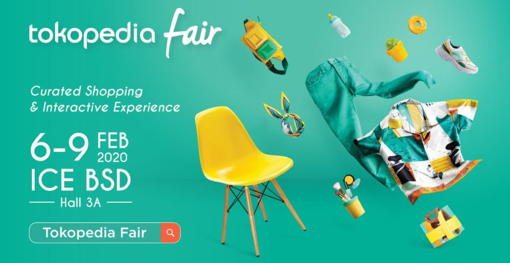 tokopedia fair