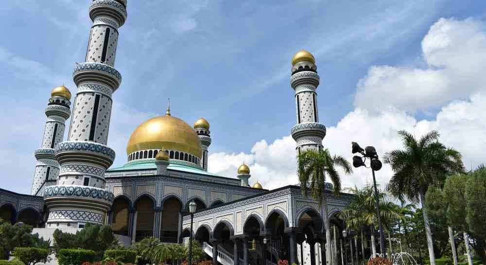 wisata halal dunia brunei darusalam