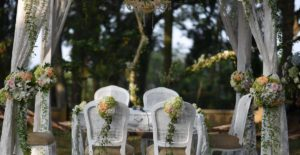 10 dekorasi akad nikah di rumah -konsep sederhana hingga