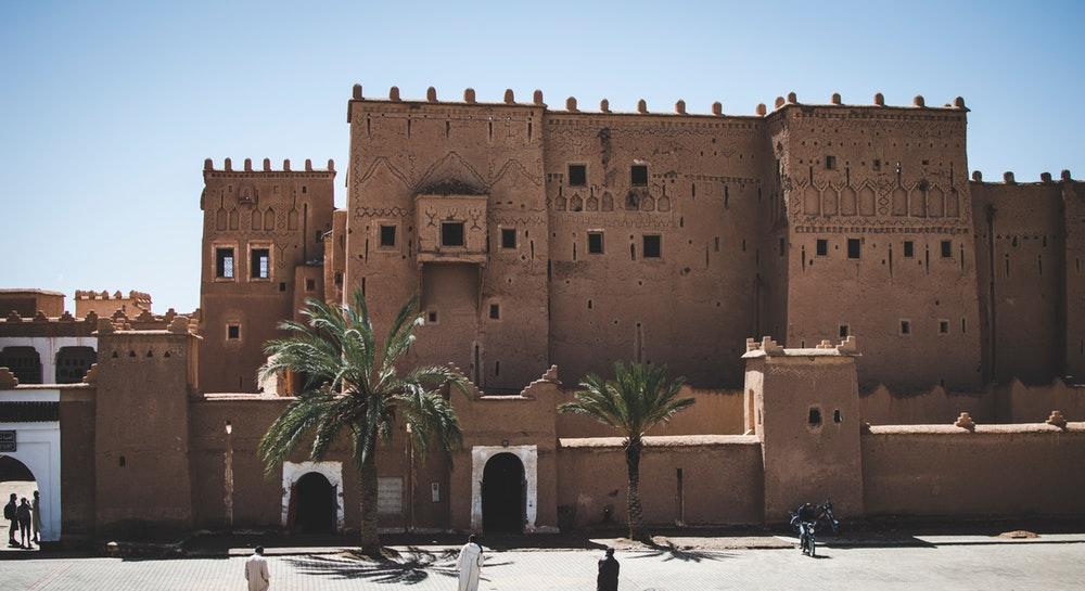 wisata halal dunia maroko