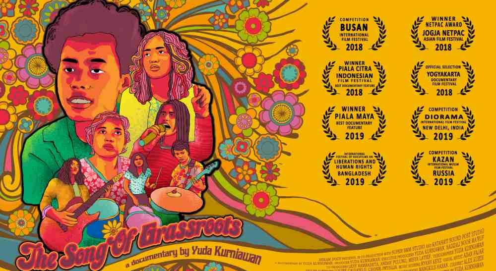 film indonesia terbaru nyanyian akar rumput