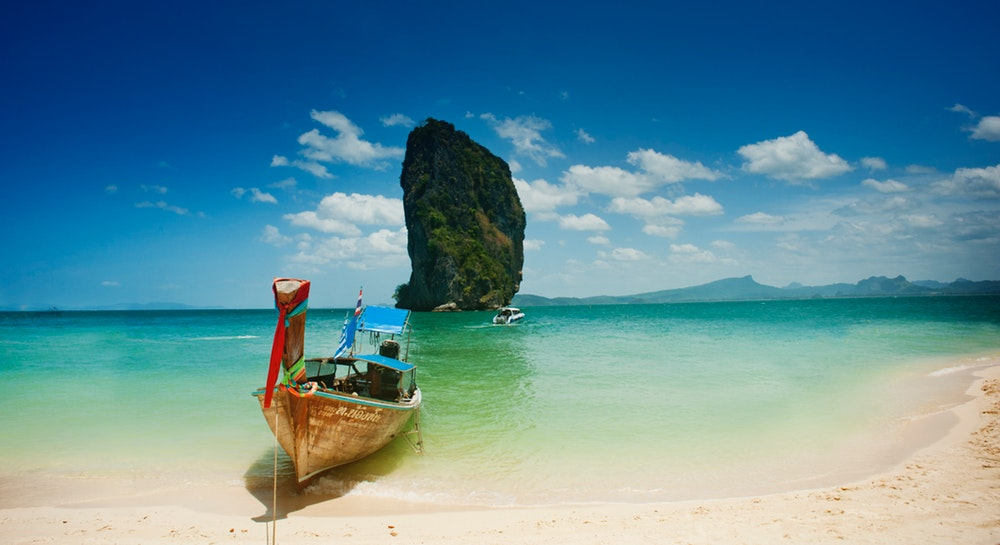 wisata halal dunia thailand