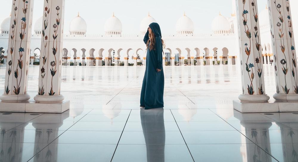 wisata halal dunia uni emirat arab