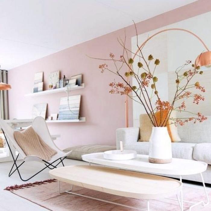 10 Inspirasi Warna Warna Pastel Untuk Rumah Lembut Tenang