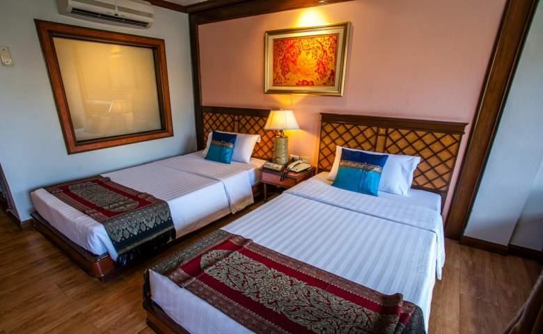 jenis kamar hotel Twin Room
