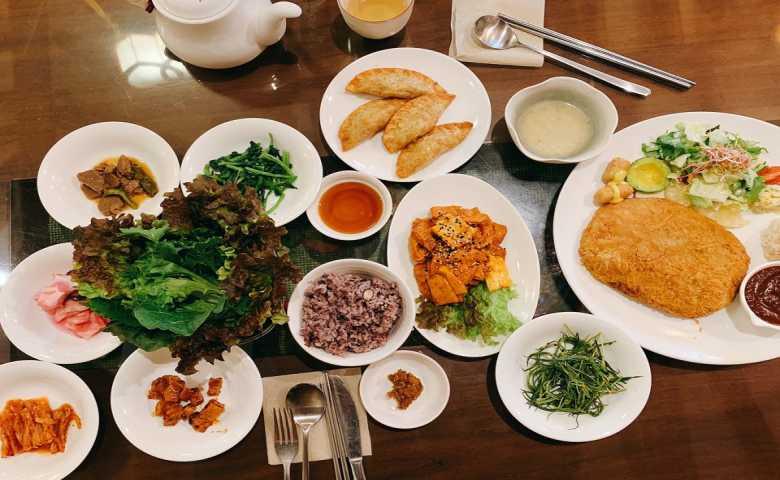 restoran halal di korea Osegyehyang Vegetarian