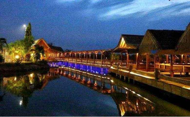 Kampung Laut Semarang Tempat Wisata Romantis di Semarang