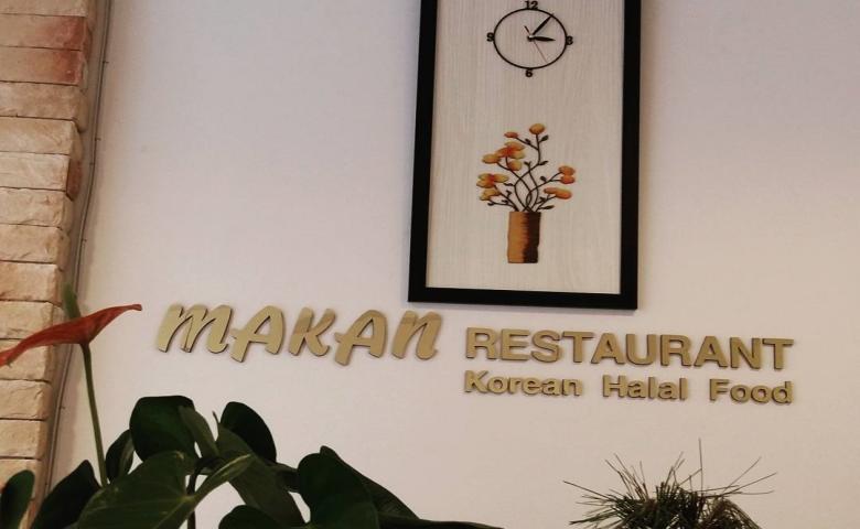 restoran halal di korea, makanan halal di korea