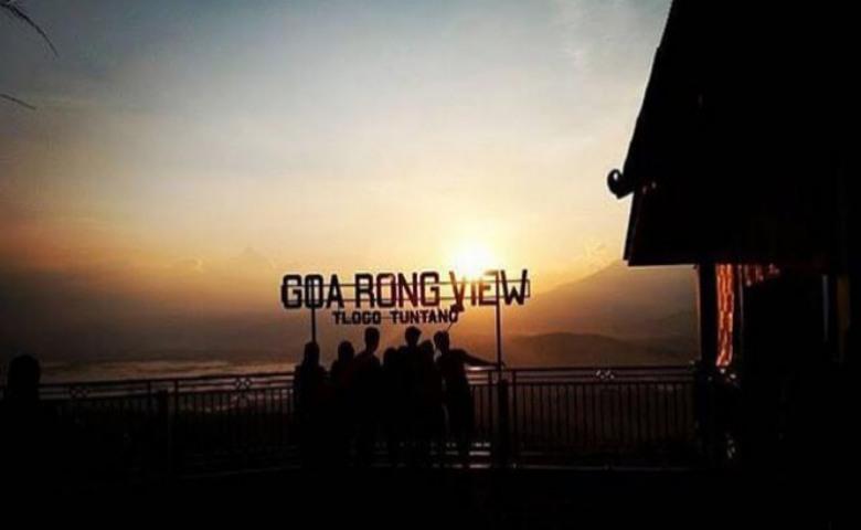 Goa Rong View Tempat Wisata Romantis di Semarang