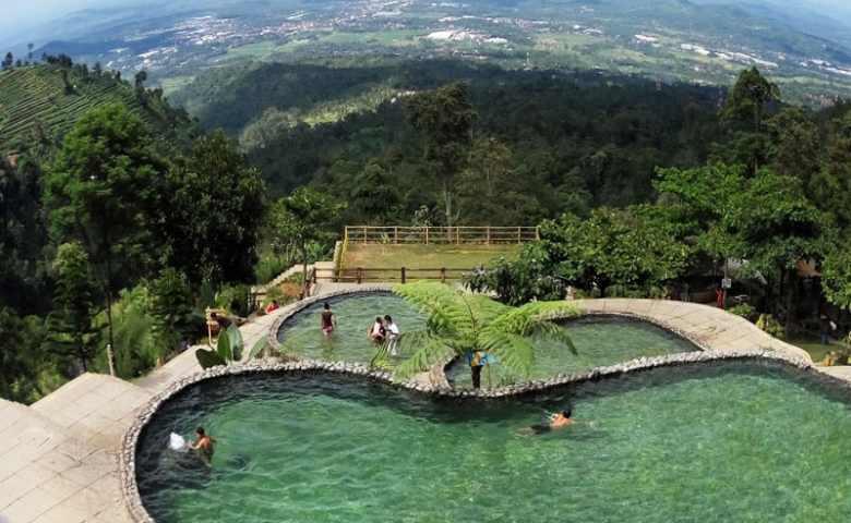 umbul Sidomukti Tempat Wisata Romantis di Semarang