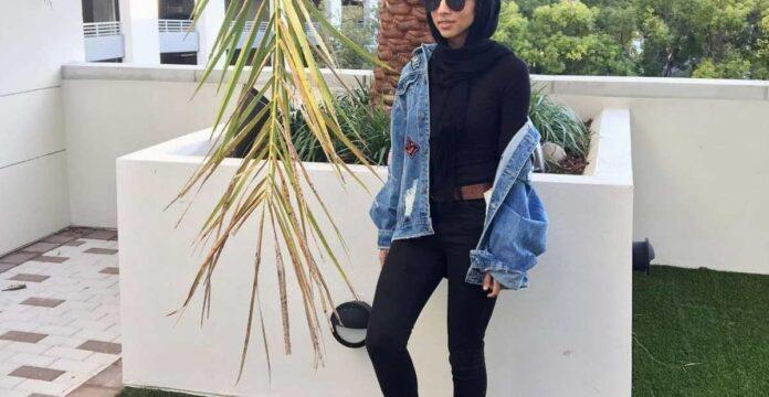 fashion hijab casual 2020