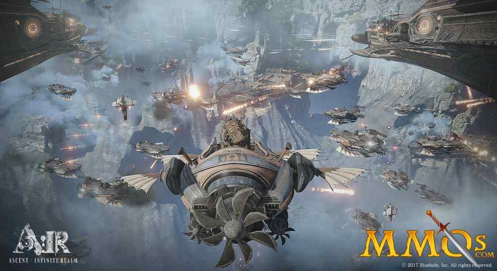 game online terbaru ascend infinite realm