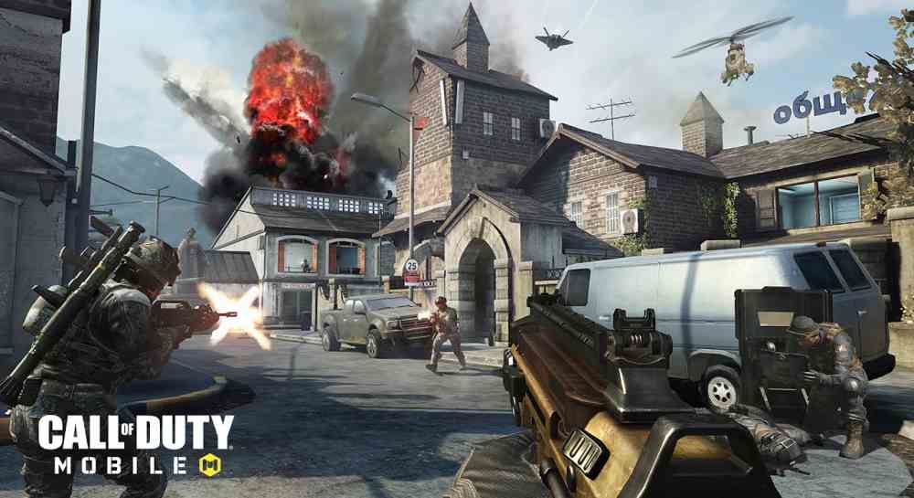game online terbaru cod mobile
