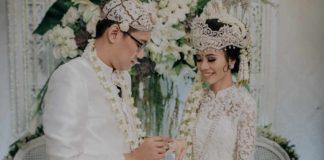 susunan acara, ritual Pernikahan Adat Sunda
